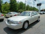 2004 Ceramic White Tri-Coat Lincoln Town Car Executive #65228750