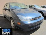 2003 French Blue Metallic Ford Focus SE Sedan #65229466