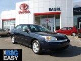 2005 Dark Blue Metallic Chevrolet Malibu LS V6 Sedan #65229460