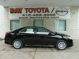 2012 Attitude Black Metallic Toyota Camry LE #65228613