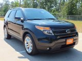 2013 Tuxedo Black Metallic Ford Explorer Limited EcoBoost #65229363