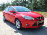 2012 Race Red Ford Focus SE Sport Sedan #65229362