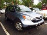 2009 Glacier Blue Metallic Honda CR-V LX #65228563