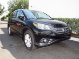 2012 Crystal Black Pearl Honda CR-V EX-L #65228551