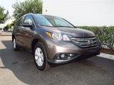 2012 Urban Titanium Metallic Honda CR-V EX-L #65228550