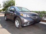2012 Polished Metal Metallic Honda CR-V LX #65228548