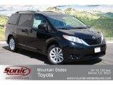 2012 Black Toyota Sienna LE AWD #65228508