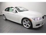 2012 Mineral White Metallic BMW 3 Series 335i Coupe #65228975
