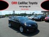 2012 Attitude Black Metallic Toyota Camry SE #65228938