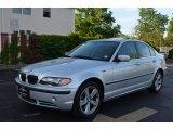 2005 Titanium Silver Metallic BMW 3 Series 330xi Sedan #65306848