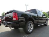 2012 Black Dodge Ram 1500 Express Quad Cab #65306834