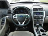 2013 Ford Explorer FWD Dashboard
