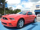 2013 Race Red Ford Mustang V6 Coupe #65306776