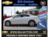 2013 Silver Ice Metallic Chevrolet Malibu ECO #65307340