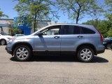 2009 Glacier Blue Metallic Honda CR-V EX 4WD #65307324