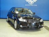 2010 Jet Black BMW 3 Series 335i xDrive Sedan #65306658
