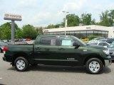 2011 Spruce Green Mica Toyota Tundra CrewMax 4x4 #65306928
