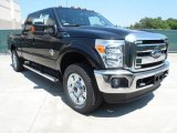 2012 Ford F250 Super Duty Tuxedo Black Metallic