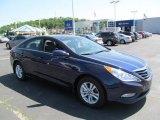 2013 Indigo Night Blue Hyundai Sonata GLS #65306556