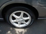 Nissan Sentra 2001 Wheels and Tires