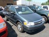 Dark Tropic Teal Metallic Chevrolet Venture in 2004