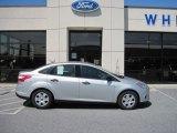 2012 Ingot Silver Metallic Ford Focus S Sedan #65361846