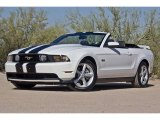2011 Performance White Ford Mustang GT Convertible #65361510