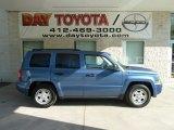 2007 Marine Blue Pearl Jeep Patriot Sport #65361495