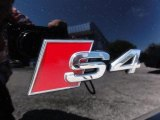 Audi S4 2002 Badges and Logos