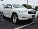 2010 Blizzard White Pearl Toyota Highlander Limited 4WD #65361402