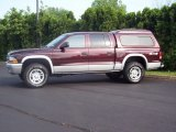 2004 Deep Molten Red Pearl Dodge Dakota SLT Quad Cab 4x4 #65361754