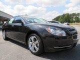 2012 Black Granite Metallic Chevrolet Malibu LT #65361729