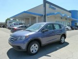 2012 Twilight Blue Metallic Honda CR-V LX 4WD #65361956