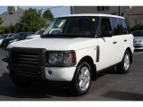 2004 Chawton White Land Rover Range Rover HSE #65361703
