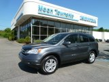 2011 Polished Metal Metallic Honda CR-V EX-L 4WD #65361667