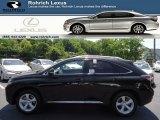2013 Stargazer Black Lexus RX 350 AWD #65361659