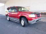 2001 Toreador Red Metallic Ford Explorer Sport 4x4 #65412333