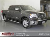 2011 Magnetic Gray Metallic Toyota Tundra Platinum CrewMax #65412149