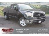 2012 Black Toyota Tundra Double Cab 4x4 #65411977
