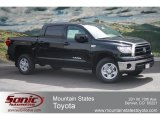2012 Black Toyota Tundra CrewMax 4x4 #65411975