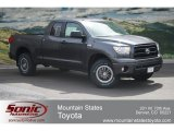 2012 Magnetic Gray Metallic Toyota Tundra TRD Rock Warrior Double Cab 4x4 #65411973