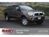 2012 Pyrite Mica Toyota Tacoma V6 SR5 Access Cab 4x4 #65411971
