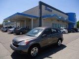 2009 Urban Titanium Metallic Honda CR-V LX 4WD #65412243