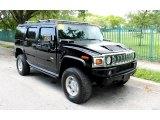 2003 Hummer H2 Black