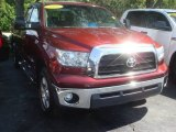 2007 Salsa Red Pearl Toyota Tundra SR5 TRD Double Cab #65411930