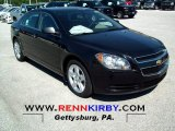 2012 Black Granite Metallic Chevrolet Malibu LS #65440604