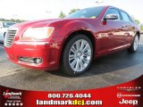 2012 Deep Cherry Red Crystal Pearl Chrysler 300 Limited #65448543