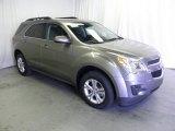 2012 Graystone Metallic Chevrolet Equinox LT #65448688