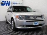 2010 Ingot Silver Metallic Ford Flex SE #65448683