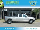 2008 Bright Silver Metallic Dodge Ram 3500 ST Quad Cab Dually #65448496
